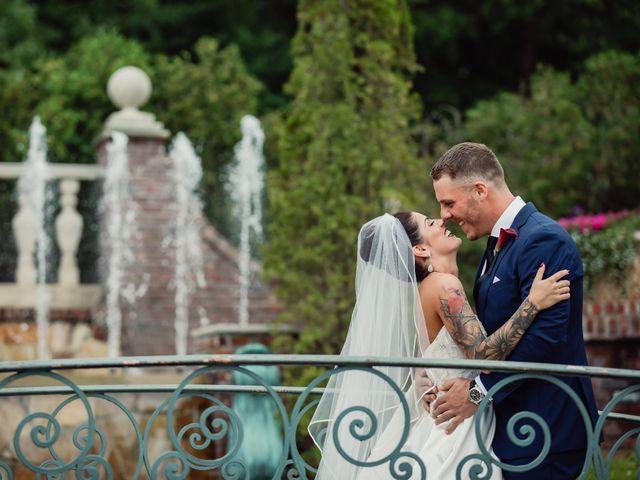 Alexander and Danielle's Wedding in West Orange, New Jersey 43