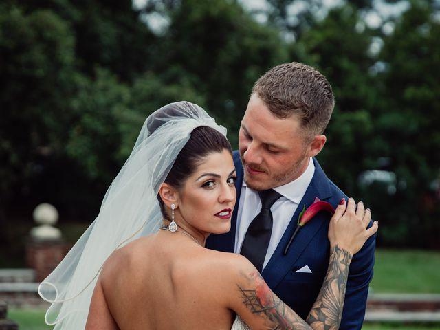Alexander and Danielle's Wedding in West Orange, New Jersey 44