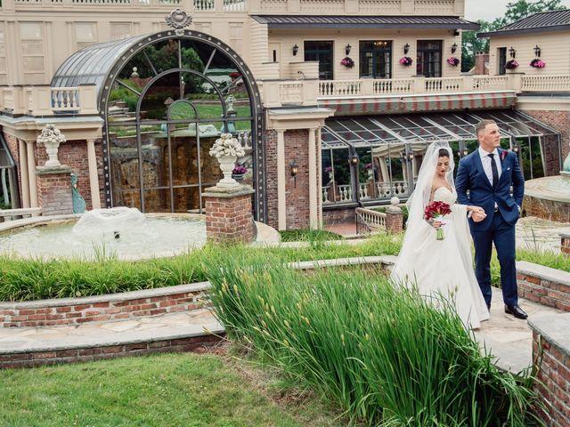 Alexander and Danielle's Wedding in West Orange, New Jersey 46