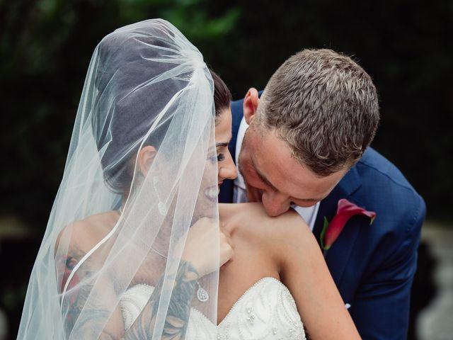 Alexander and Danielle's Wedding in West Orange, New Jersey 50