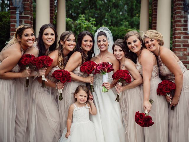 Alexander and Danielle's Wedding in West Orange, New Jersey 53