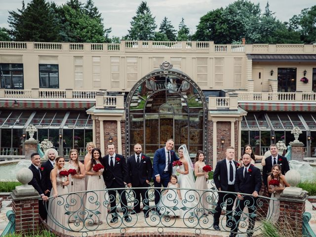 Alexander and Danielle's Wedding in West Orange, New Jersey 55