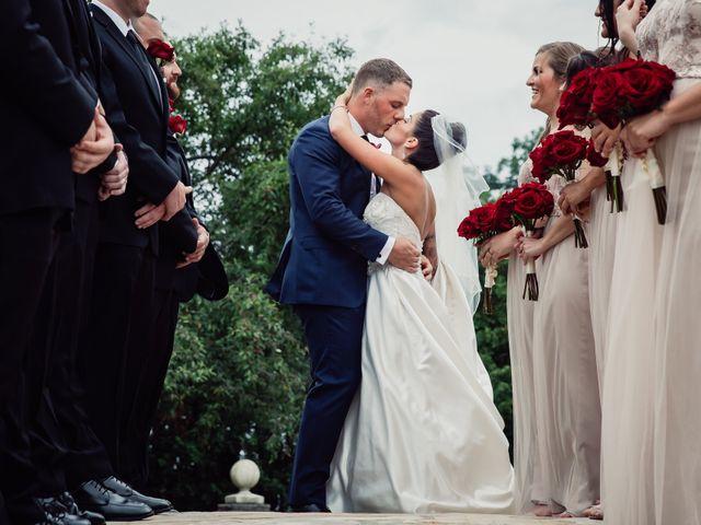 Alexander and Danielle's Wedding in West Orange, New Jersey 56