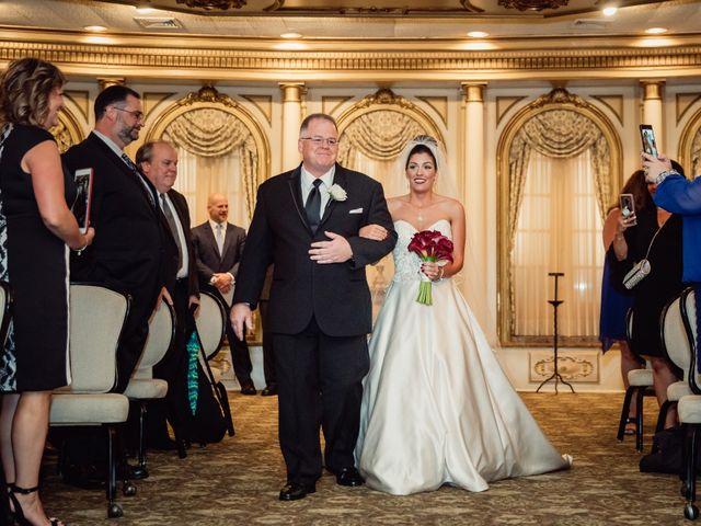 Alexander and Danielle's Wedding in West Orange, New Jersey 62
