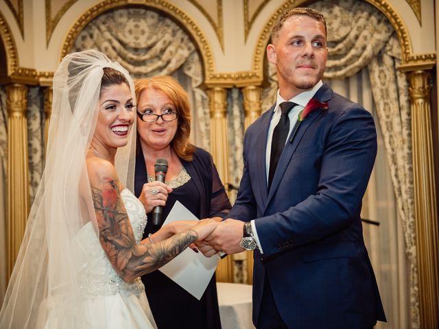 Alexander and Danielle's Wedding in West Orange, New Jersey 63