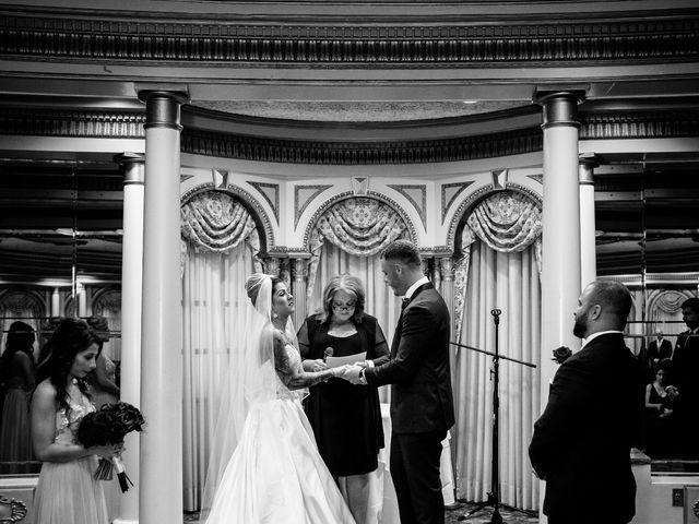 Alexander and Danielle's Wedding in West Orange, New Jersey 64