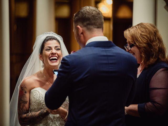 Alexander and Danielle's Wedding in West Orange, New Jersey 65