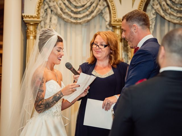 Alexander and Danielle's Wedding in West Orange, New Jersey 67