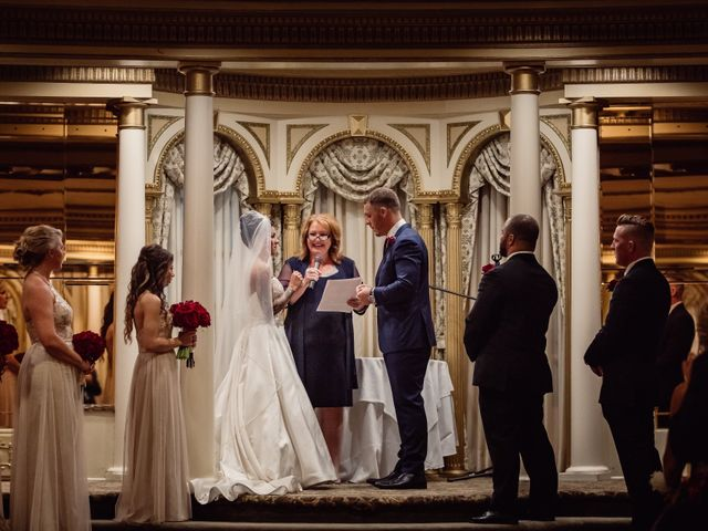 Alexander and Danielle's Wedding in West Orange, New Jersey 68