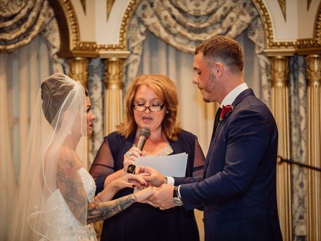 Alexander and Danielle's Wedding in West Orange, New Jersey 70