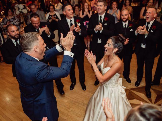 Alexander and Danielle's Wedding in West Orange, New Jersey 82