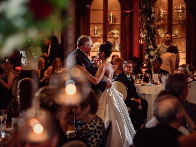 Alexander and Danielle's Wedding in West Orange, New Jersey 87