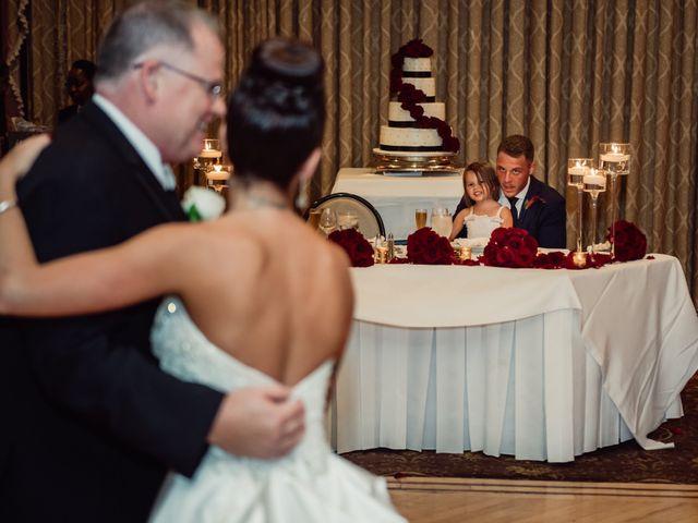 Alexander and Danielle's Wedding in West Orange, New Jersey 90