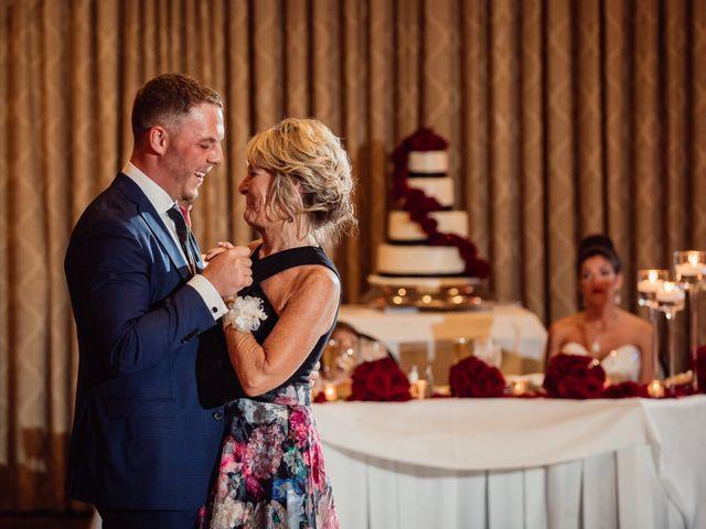 Alexander and Danielle's Wedding in West Orange, New Jersey 91