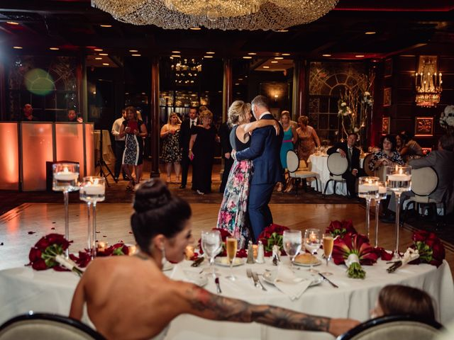 Alexander and Danielle's Wedding in West Orange, New Jersey 92