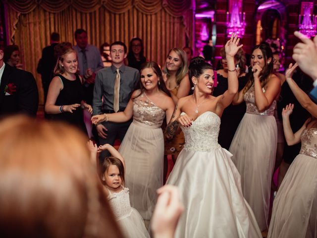 Alexander and Danielle's Wedding in West Orange, New Jersey 99