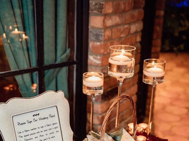 Alexander and Danielle's Wedding in West Orange, New Jersey 101