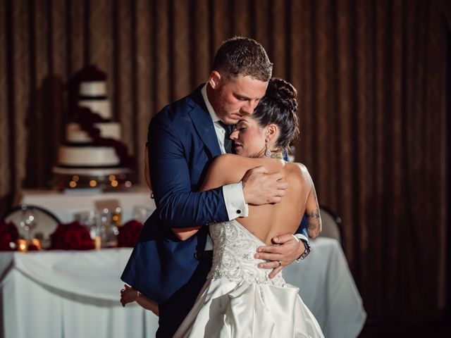 Alexander and Danielle's Wedding in West Orange, New Jersey 103