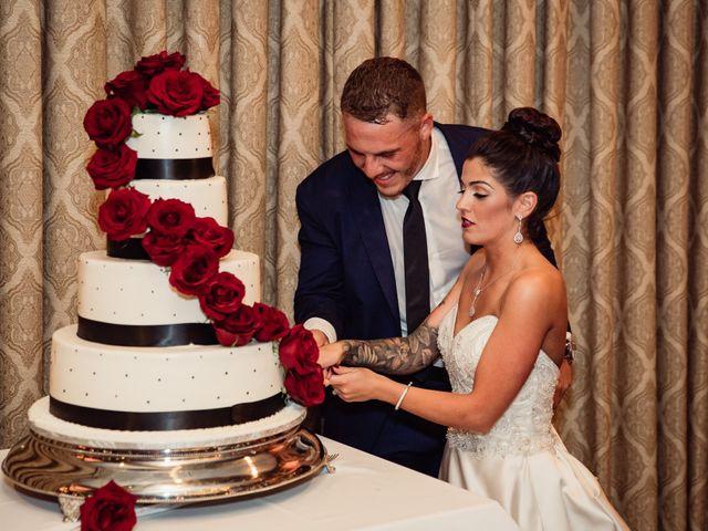 Alexander and Danielle's Wedding in West Orange, New Jersey 106