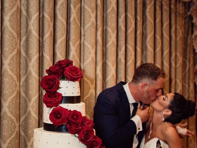 Alexander and Danielle's Wedding in West Orange, New Jersey 107