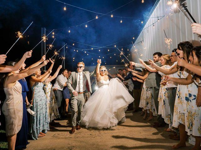Parker and Allie's Wedding in Trenton, Georgia 1