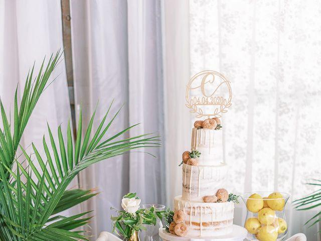 Parker and Allie's Wedding in Trenton, Georgia 5