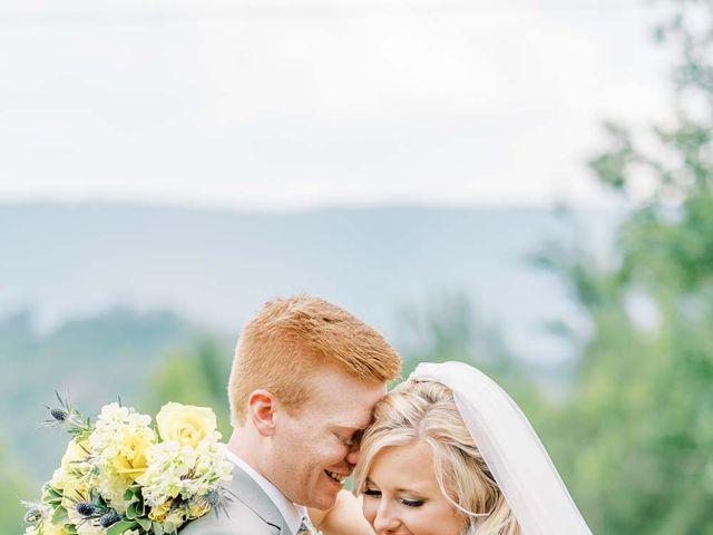 Parker and Allie's Wedding in Trenton, Georgia 2