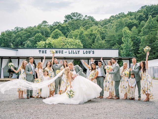 Parker and Allie's Wedding in Trenton, Georgia 6
