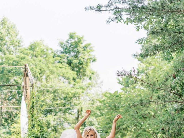 Parker and Allie's Wedding in Trenton, Georgia 8