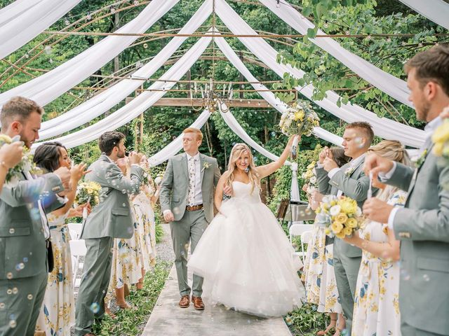 Parker and Allie's Wedding in Trenton, Georgia 9