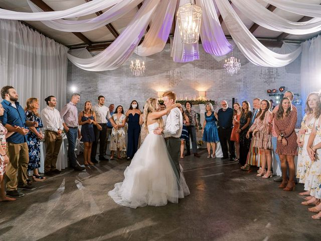 Parker and Allie's Wedding in Trenton, Georgia 10