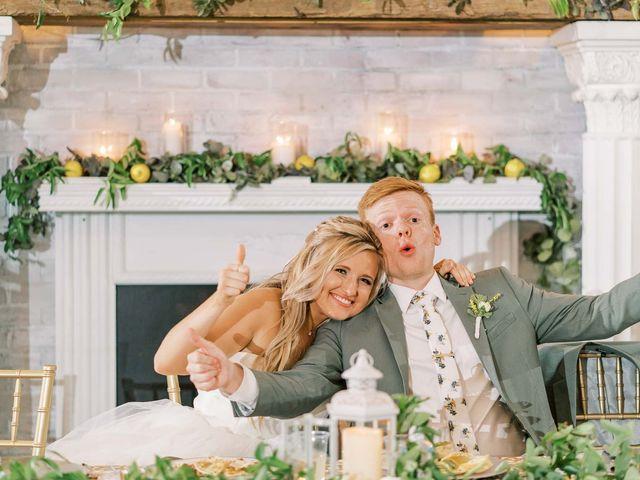 Parker and Allie's Wedding in Trenton, Georgia 12