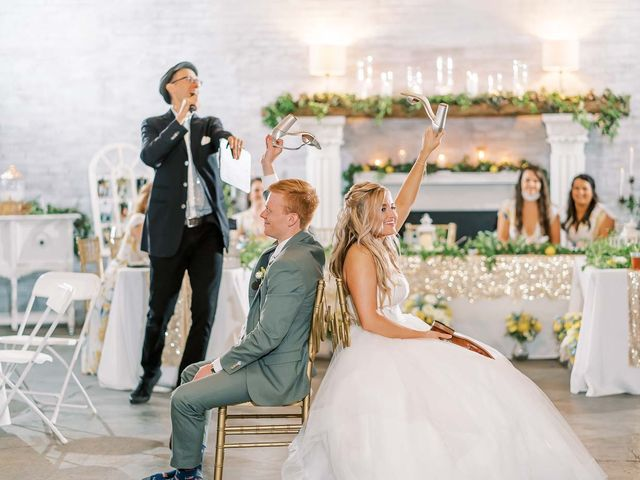 Parker and Allie's Wedding in Trenton, Georgia 15