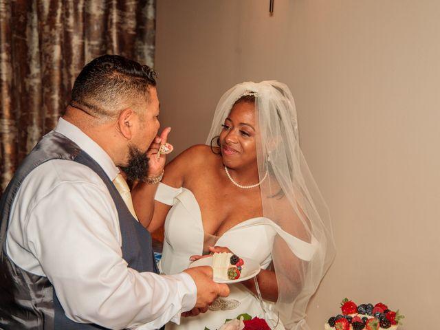 Da vina and Juan's Wedding in The Woodlands, Texas 2