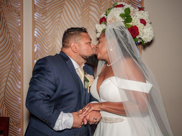 Da vina and Juan's Wedding in The Woodlands, Texas 5