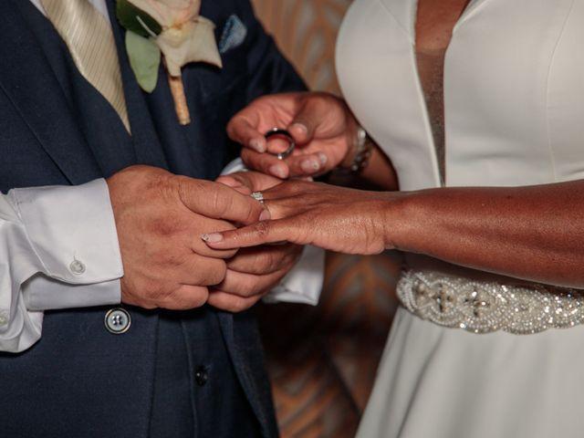 Da vina and Juan's Wedding in The Woodlands, Texas 7