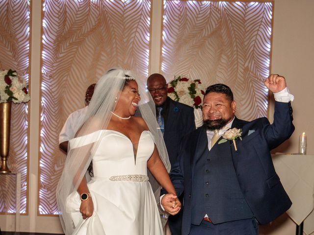 Da vina and Juan's Wedding in The Woodlands, Texas 9