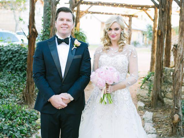 The wedding of David and Brandyn