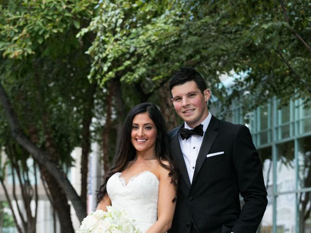 The wedding of Andrew and Taylor