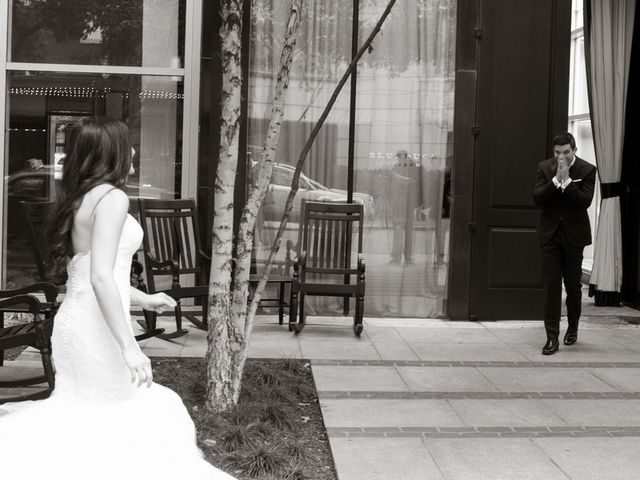Taylor and Andrew's Wedding in Washington, District of Columbia 9
