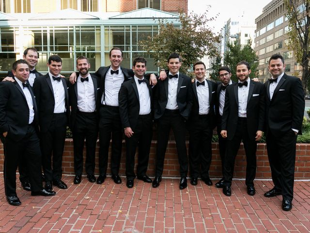 Taylor and Andrew's Wedding in Washington, District of Columbia 12