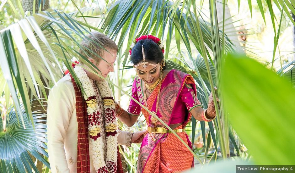 Chris and Anusha's Wedding in Saint Petersburg, Florida