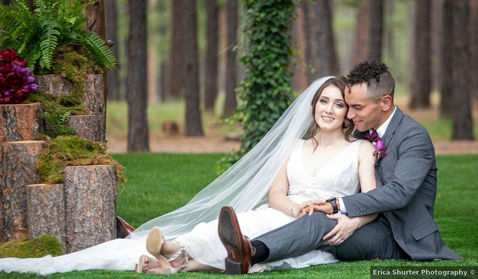 Josiah and Amanda's Wedding in Pinetop, Arizona