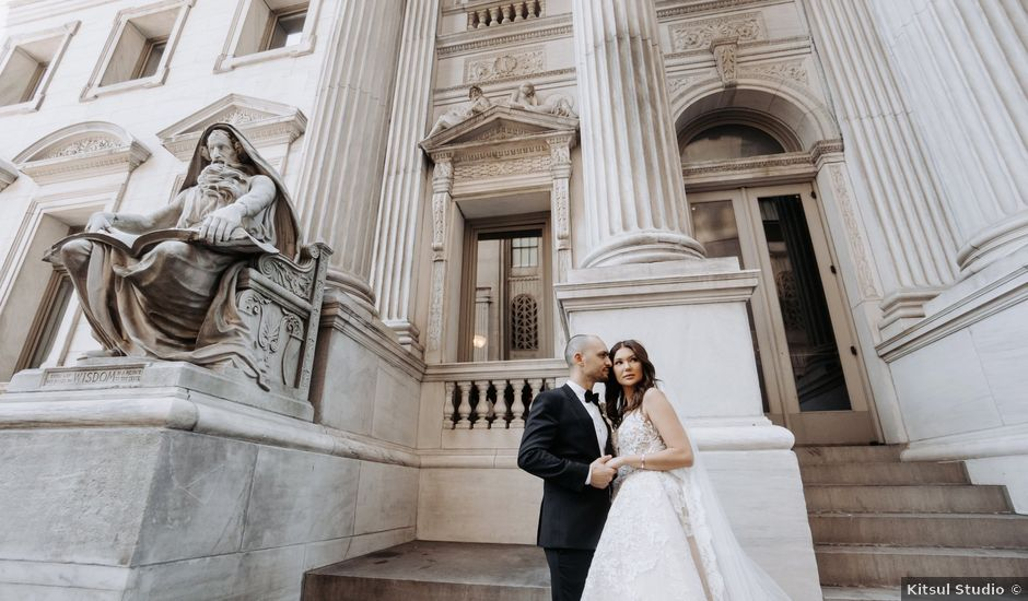 Hasan and Regina's Wedding in New York, New York