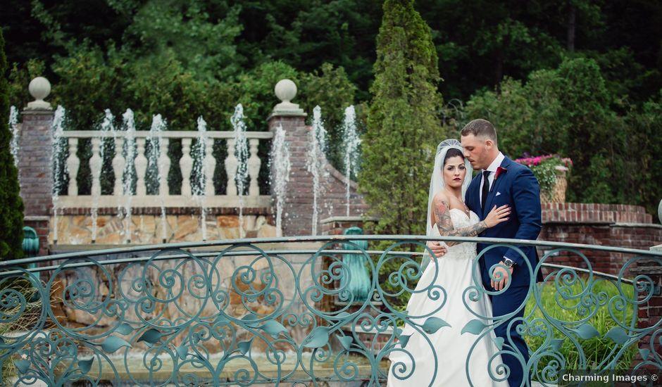 Alexander and Danielle's Wedding in West Orange, New Jersey