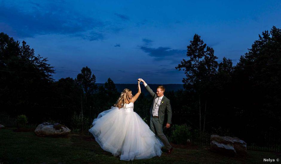 Parker and Allie's Wedding in Trenton, Georgia