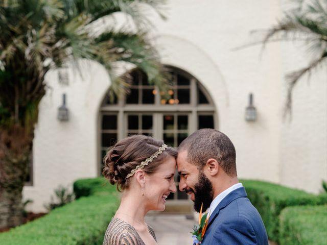 The wedding of Tim and Nicole