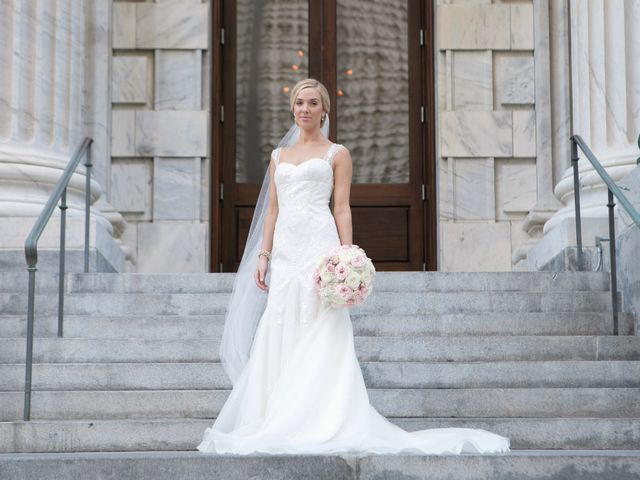 Brooke and TJ's Wedding in Tampa, Florida 7