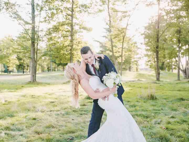 The wedding of Hannah and Jacob