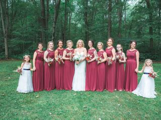 Jacob and Hannah's Wedding in Port Huron, Michigan 4